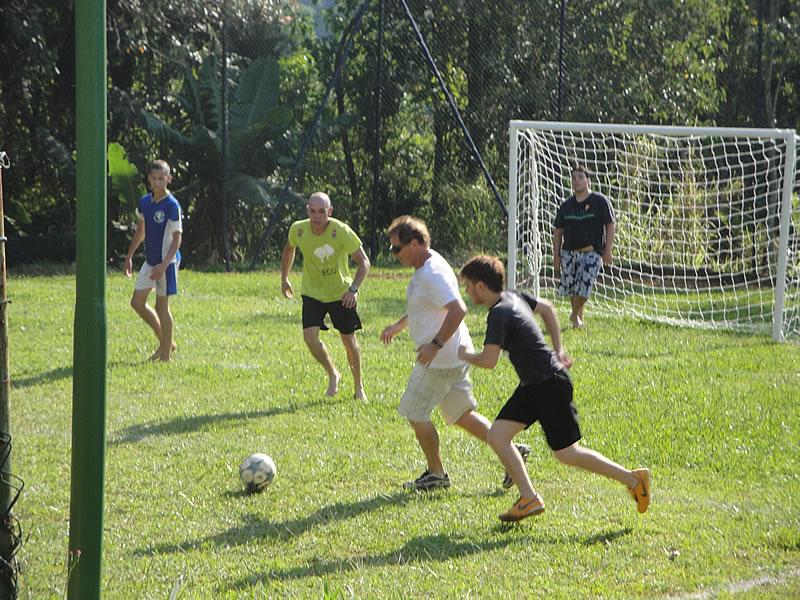 Futebol no SPa