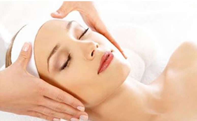 massagem facial lifting